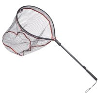 D.A.M. Effzett® Foldable Landing Net with Lock