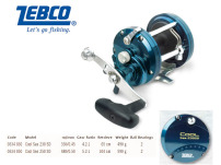 Zebco Cool Sea SD 250
