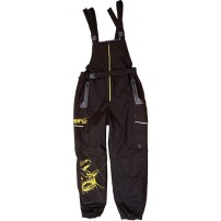 Black Cat Outdoor-Regenhose XXL